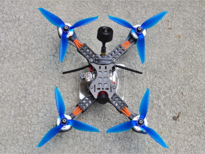 UAV Design and Building